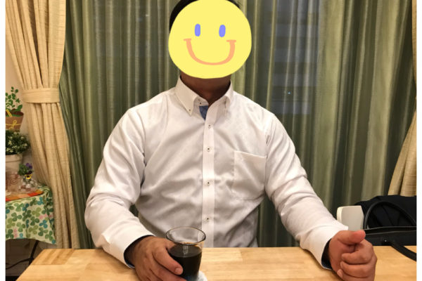 仮交際中 入会1ヶ月/30代後半/男性/大阪在住