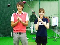 ゴルフカフェで恋のスコアUP♪