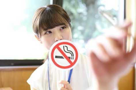 男性の喫煙について!