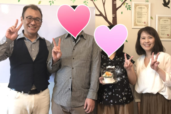 『結婚相談所の為せる業』 成婚退会:34歳T子さん